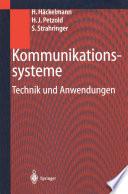 Kommunikationssysteme