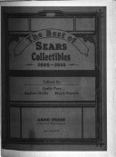 The Best of Sears Collectibles  1905 1910