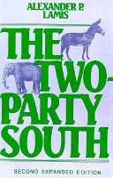 The Two party South Book PDF