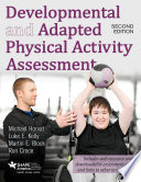 Developmental and Adapted Physical Activity Assessment  2E