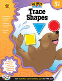 Trace Shapes  Ages 3   5