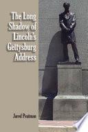 download ebook the long shadow of lincoln's gettysburg address pdf epub
