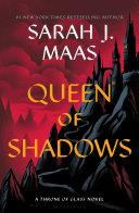 Queen of Shadows Book