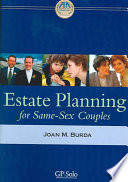 Estate Planning for Same sex Couples