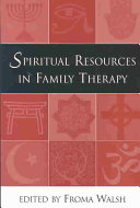 Spiritual Resources in Family Therapy