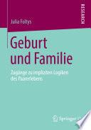 Geburt und Familie