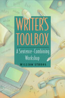 Writer s Toolbox  A Sentence Combining Workshop