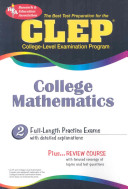 The Best Test Preparation for the CLEP College Mathematics