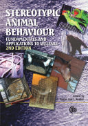 Stereotypic Animal Behaviour