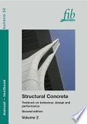 Structural Concrete Volume 2 book