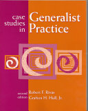 Case Studies In Generalist Practice