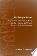 Washing in Water