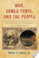 War  Armed Force  and the People