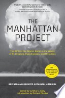 Book The Manhattan Project