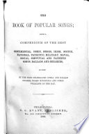 The Book of Popular Songs