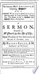 The Proper Regulations of Religious Zeal. A Sermon [on Rom. X. 2], Etc