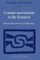 Counter-Movements in the Sciences