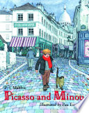 Picasso And Minou : his blue period style of...