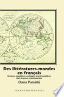 La Littérature Française (Tome 2): Dynamique & Histoire par Oana Panaite