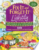 Fix It and Forget It Lightly Revised   Updated