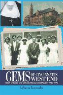 Gems of Cincinnati's West End Book