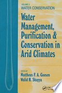 Water Management Purificaton And Conservation In Arid Climates