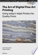 The Art Of Fine Art Printing