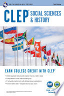 Clep Social Sciences History Book Online