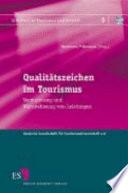 Qualitätszeichen im Tourismus