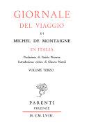 Giornale del viaggio di Michel de Montaigne in Italia