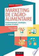 Marketing de l agroalimentaire   3e   d