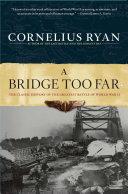 download ebook a bridge too far pdf epub