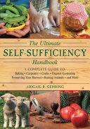 The Ultimate Self-Sufficiency Handbook Book