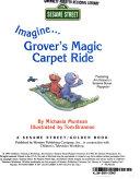 Imagine   Grover s magic carpet ride