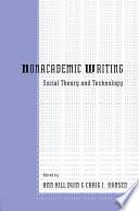 Nonacademic Writing