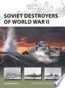 Soviet Destroyers of World War II