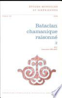 Bataclan chamanique raisonné
