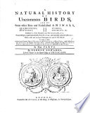 A Natural History of Uncommon Birds,