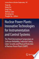 Nuclear Power Plants Innovative Technologies For Instrumentation And Control Systems