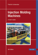 Injection Molding Machines book