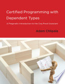 Certified Programming with Dependent Types
