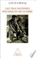 illustration du livre Traumatismes psychiques de guerre (Les)