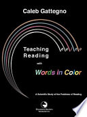 Teaching Reading with Words in Color