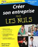 illustration Créer son entreprise Pour les Nuls, version québecoise