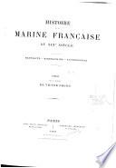Histoire de la marine française au XIXe siècle
