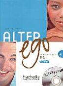 Alter ego 4, Kursbuch mit integrierter Audio-CD