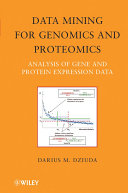 Data Mining for Genomics and Proteomics