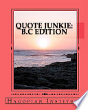 Quote Junkie B c