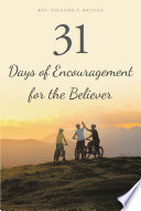 31 Days Of Encouragement For The Believer