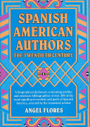 Spanish American Authors book